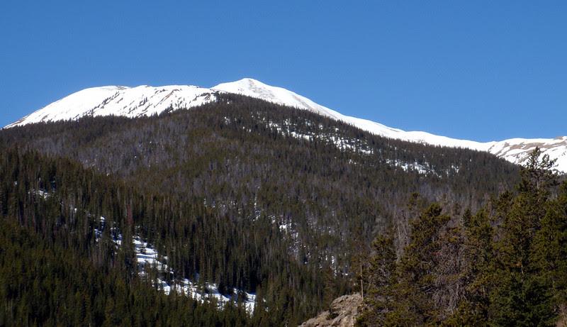 Mount Sniktau, 13,234 feet, Colorado's 448th highest peak