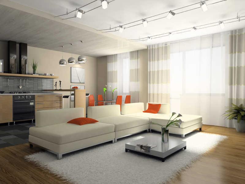 Living Room Lighting: How to Get More Comfort Room | Kris Allen Daily