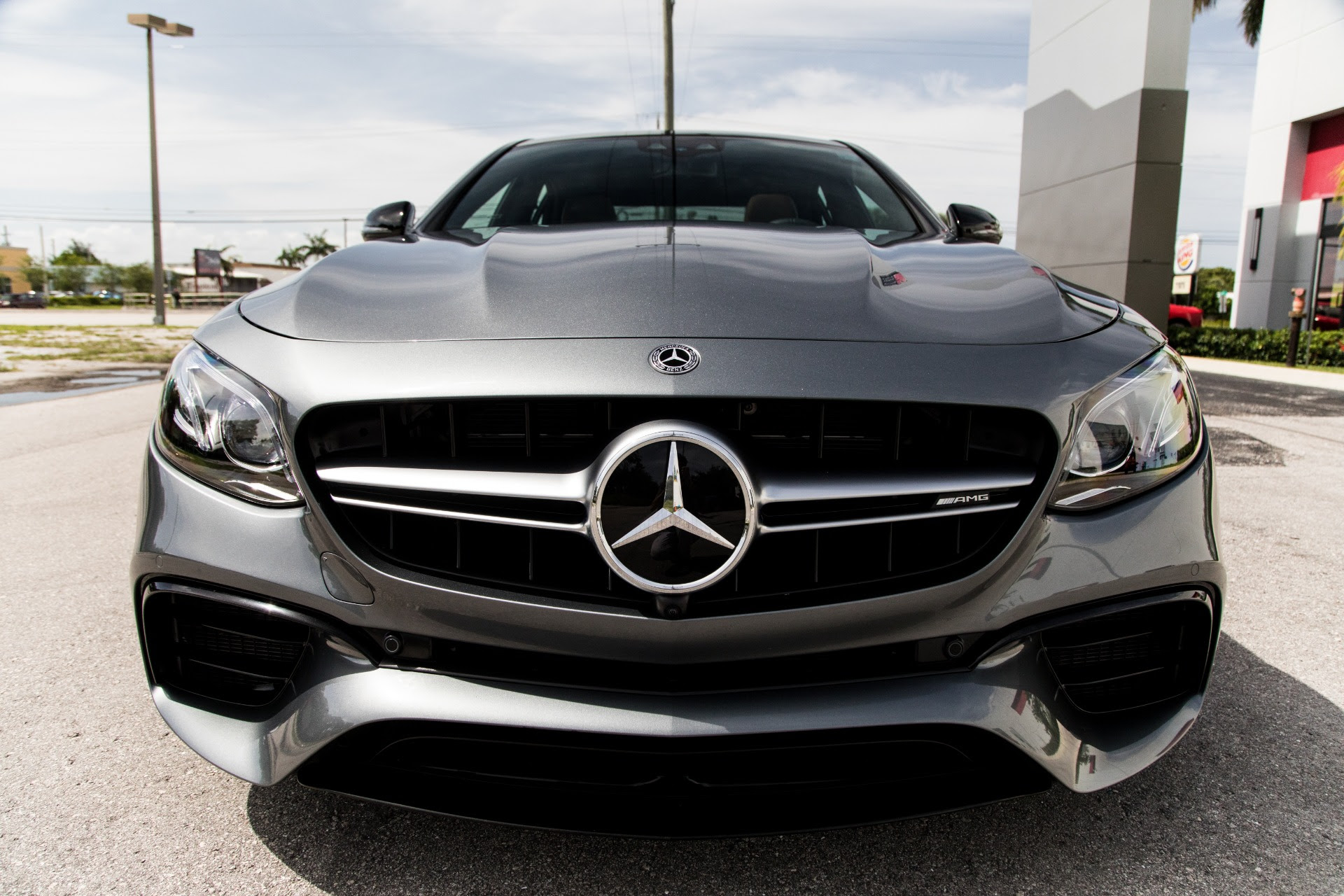Used 2019 Mercedes-Benz E-Class AMG E 63 S For Sale ...