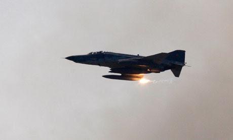 Turkish Air Force F-4 avião de guerra