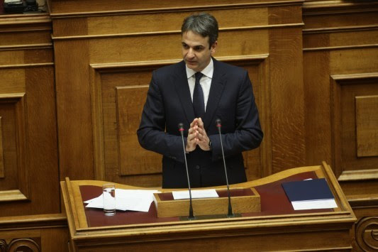 Δείτε πού έκανε check in ο Κυριάκος Μητσοτάκης!