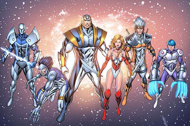 Resultado de imagem para Extreme Comics