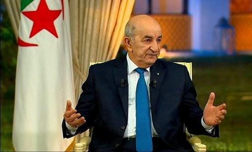 El presidente Abdelmadjid Tebboune asegura que no se hará nada en Libia sin Argelia