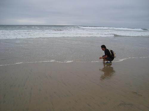At the Ocean