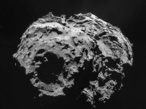 Rosetta investigará a origem dos oceanos na Terra