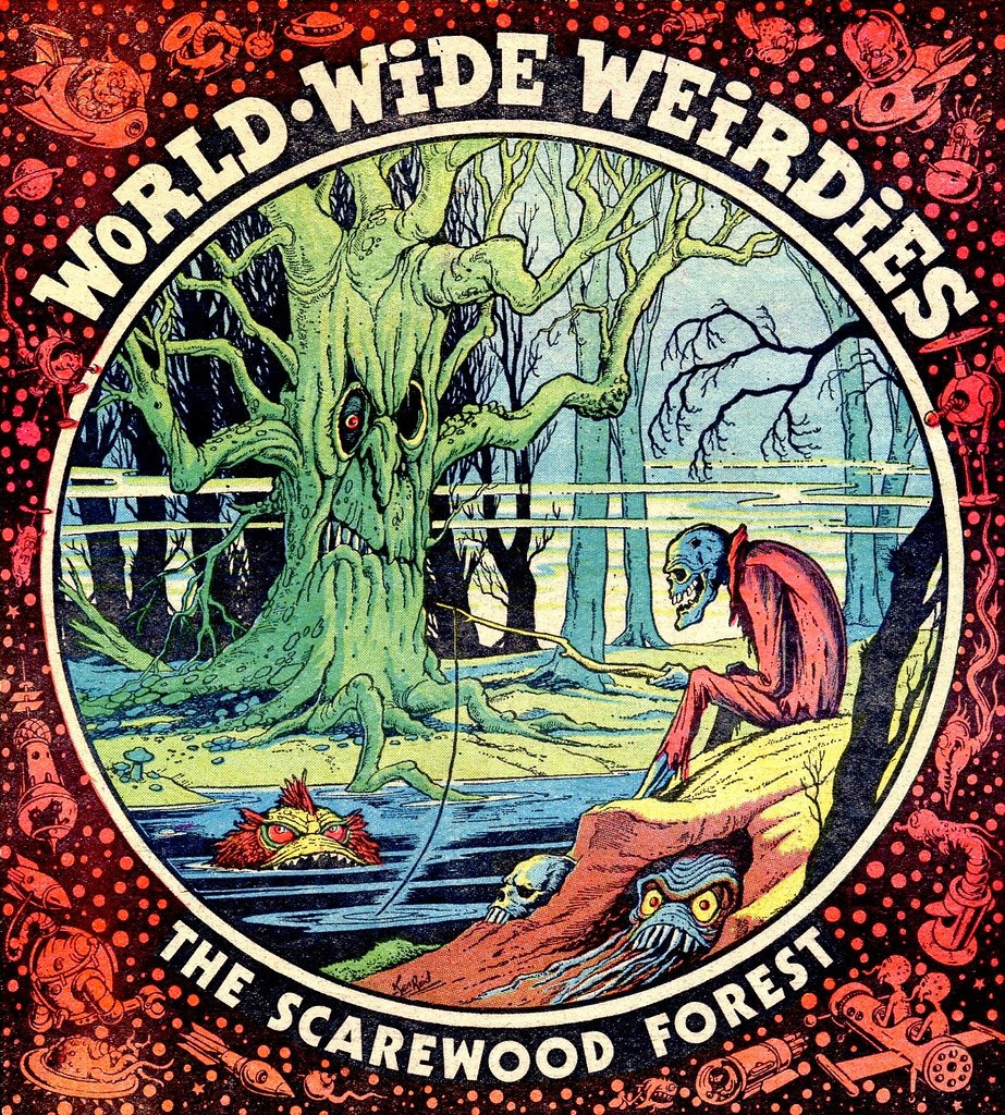 Ken Reid - World Wide Weirdies 101