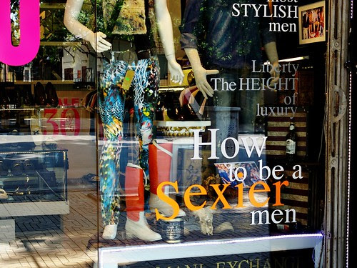 How to be a Sexier men