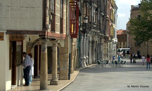 Calles de Avilés