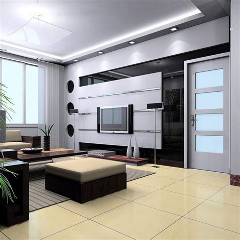 living room decorating ideas feature wall contemporary