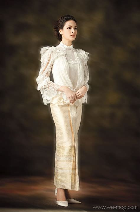 347 best images about Thai traditional dress on Pinterest