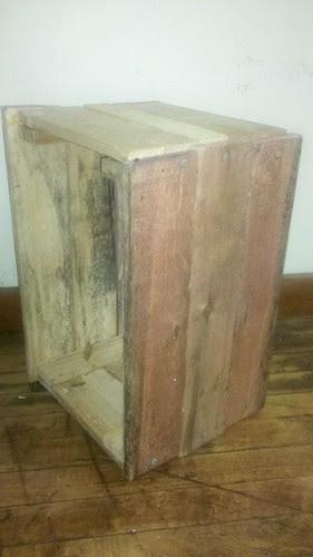 pallet wood crate by bridgetDginley