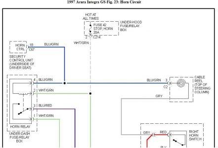 94 integra cruise control wiring diagram i m yahica acura integra horn wiring diagram  acura integra horn wiring diagram