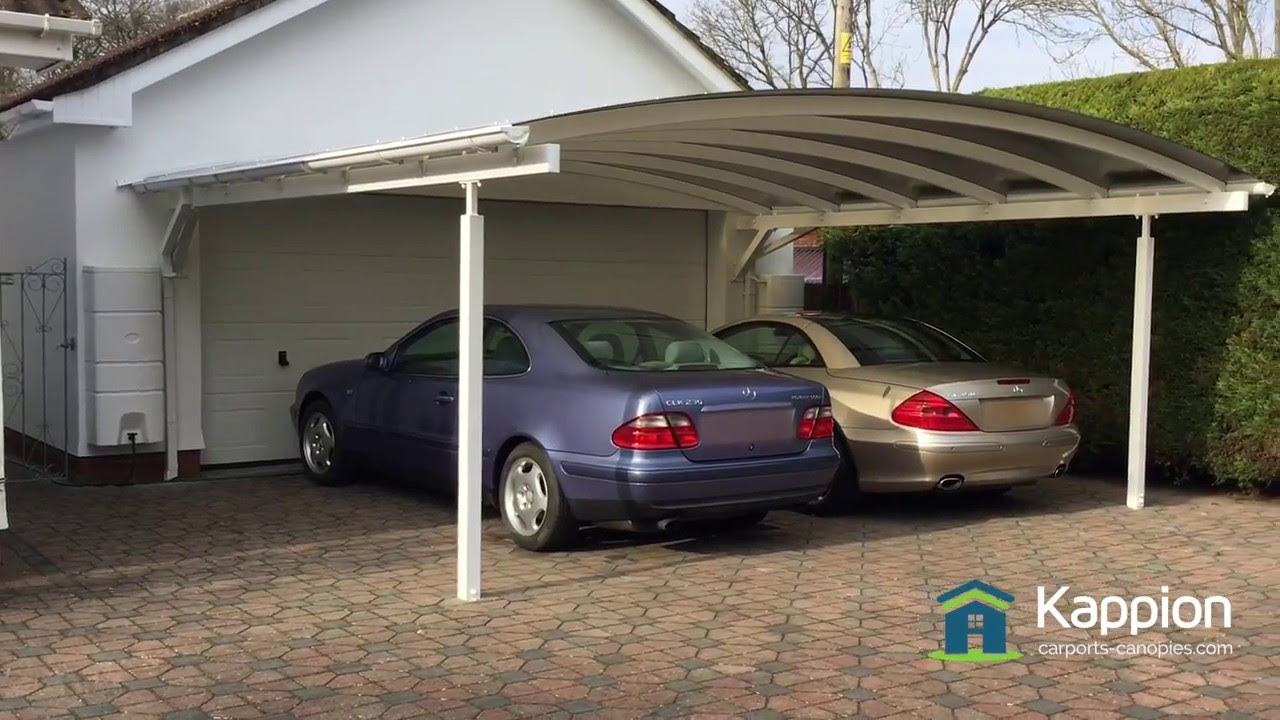Install the Best Carport Canopy to House your Car ...