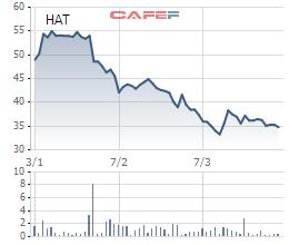 Trong khi hàng loạt cổ phiếu vượt đỉnh lịch sử thì cổ phiếu của nhiều ông lớn đã giảm