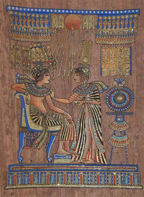42 best images about Tutankhamun Papyrus on Pinterest