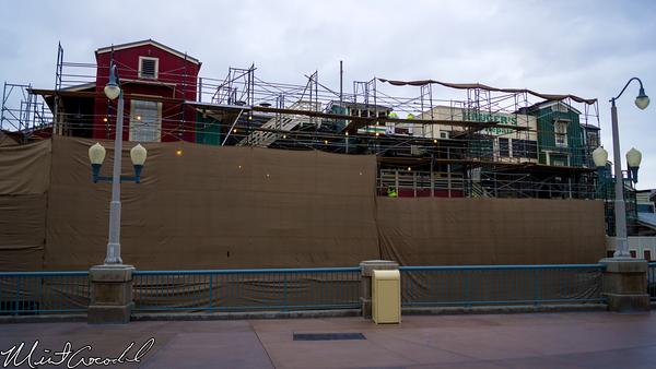 Disneyland Resort, Disney California Adventure, Pacific Wharf, Painting