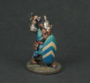 Ral PPartha Dwarf of the Blue Mountains