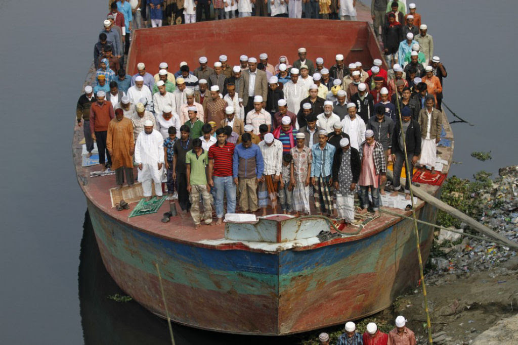 Todos a bordo para Bangladesh - Biswa Ijtema 2014 10