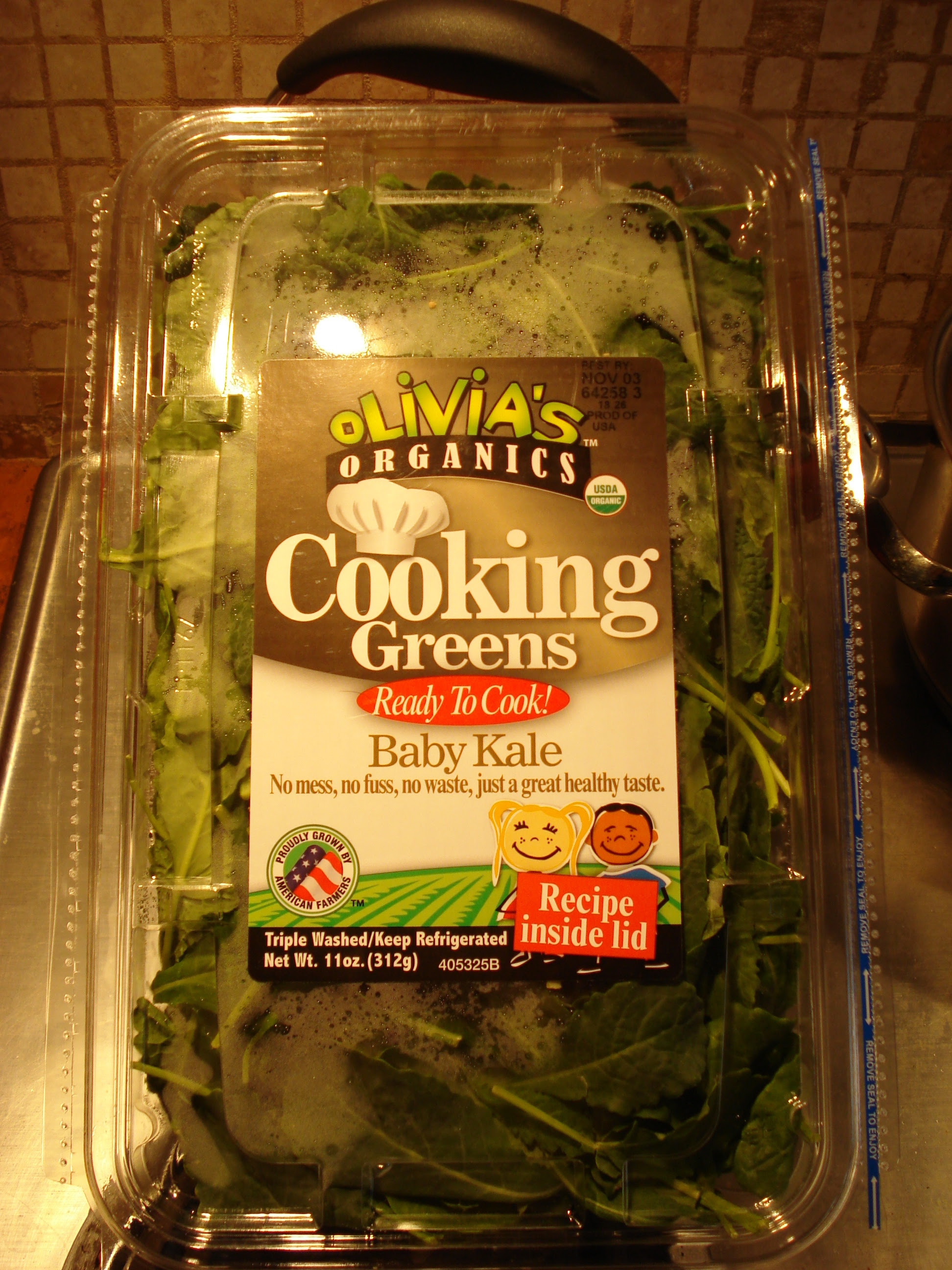 Box of Kale USE