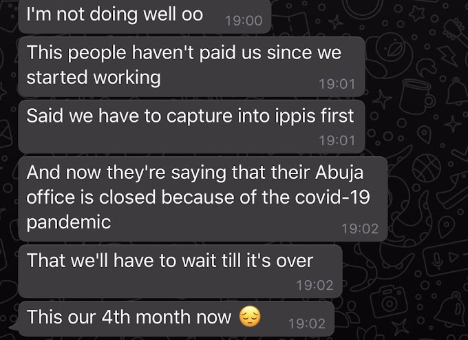 AEFUTH doctors narrate how they've been forced to borrow money after working for 5 months without pay