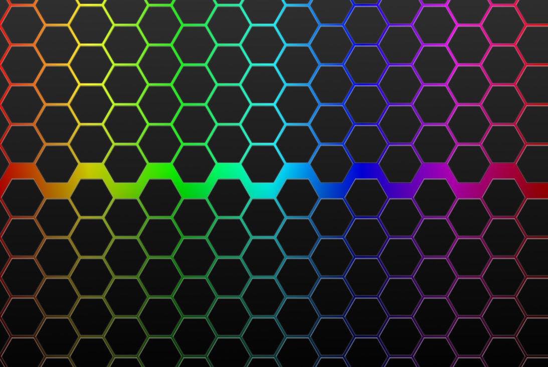 Gambar Wallpaper Warna Pelangi - Gudang Wallpaper