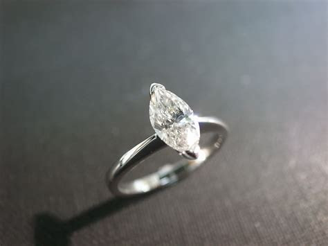 Marquise Engagement Ring Marquise Ring Marquise Diamond