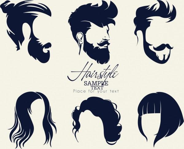 Mustache beard vector  free vector  download 135 Free