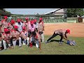 La Copa Liriano Morillo de softbol se juega con seis equipos en Elías Piña