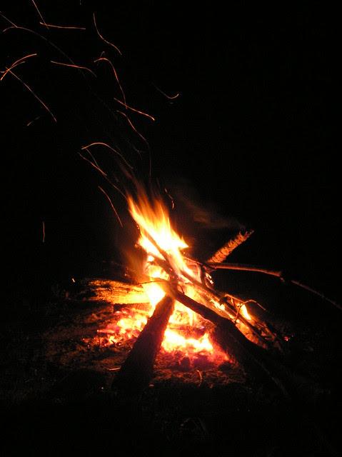 Summer ends fire