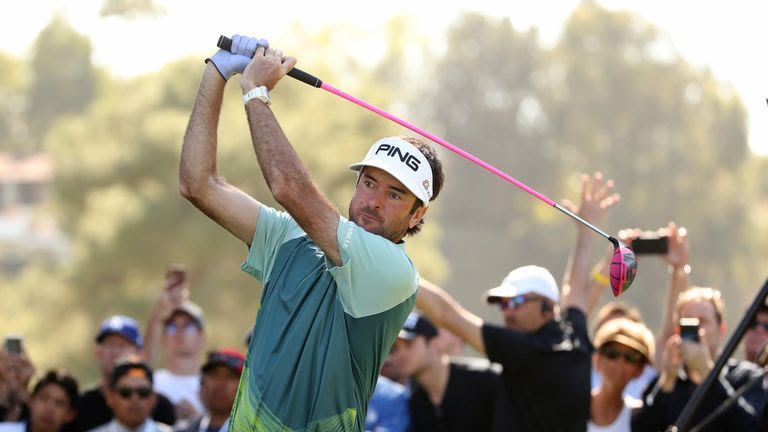 Watson held his nerve on the back nine to clinch a two-shot win
