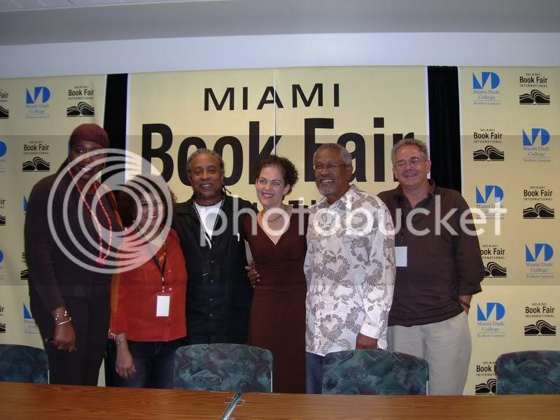 Caribbean writers Miami Book Fair
