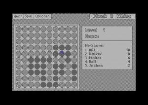 Black and White - Geos Games - Disco 2