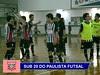 Sub 20 do Paulista Futsal conquista a sua 2ª vitória no Campeonato Metropolitano