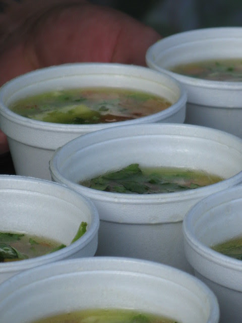 Smith Street Soup Festival, October 2010