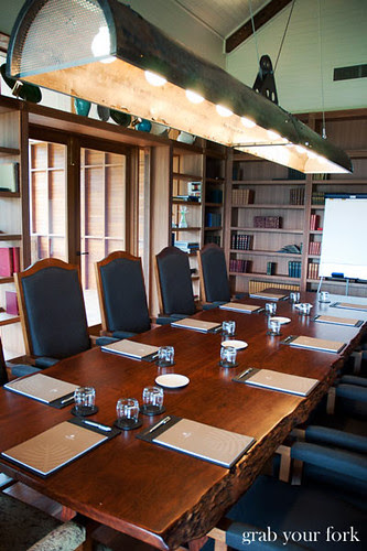wolgan valley private dining room or boardroom