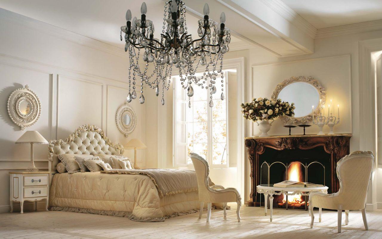 Classic Style Interior design Bedroom