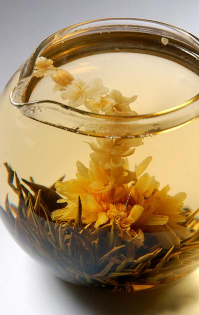 Seven Angles Flower Tea