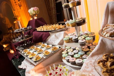 Cakes & Desserts Photos   Cupcake & Cannoli Dessert Table