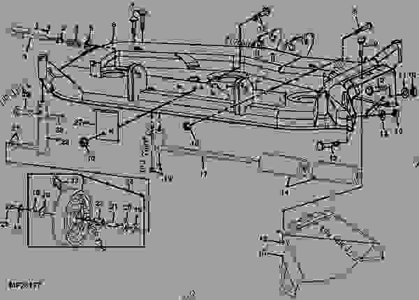 Wiring Diagram  35 John Deere 54c Mower Deck Diagram