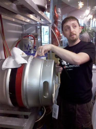 Tapping the cask (01)
