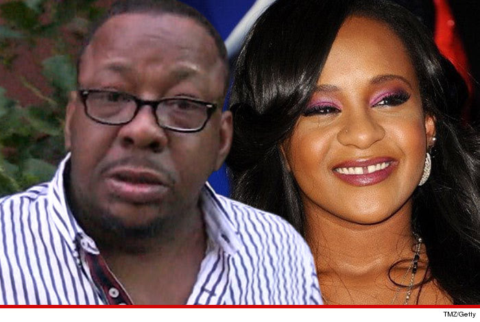 Bobby Brown Bobbi Kristina Life Support