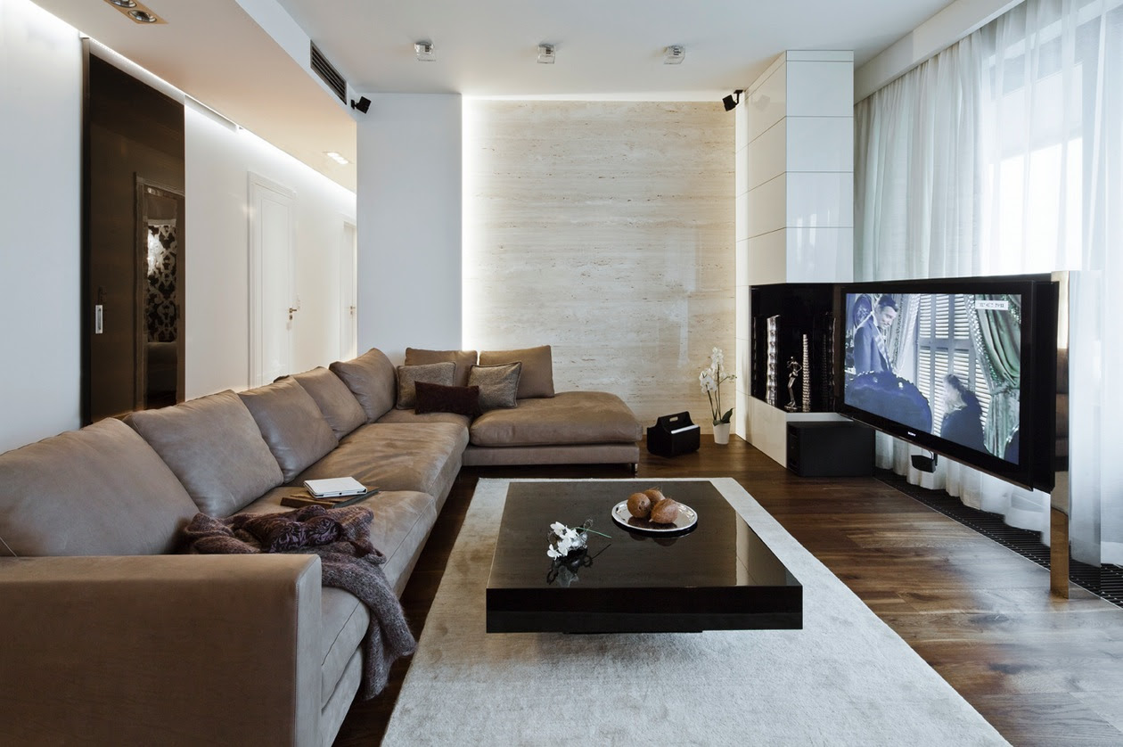 47 French Style Living Room Design Ideas - Onechitecture