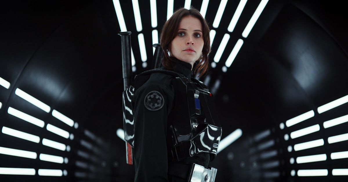 Image result for emilia clarke star wars rogue one