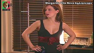 Margarida Vila Nova sensual em vários trabalhos