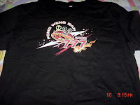 Run 777 freebie T-shirt
