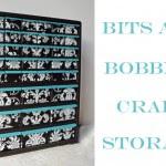 Small Item Craft Storage