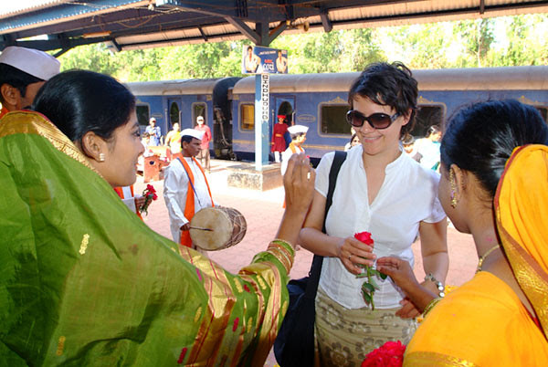 luxury trains in India