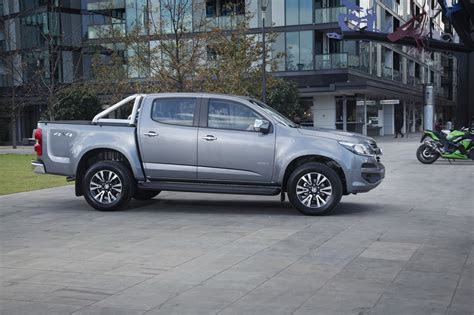 holden colorado image gallery  caradvice