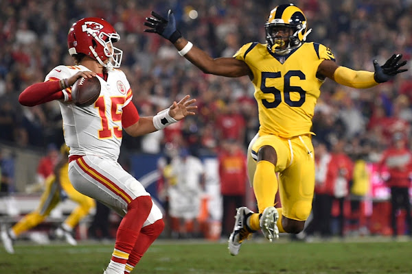 f44dc6a674c Google News - Kansas City Chiefs vs. Los Angeles Rams game preview ...