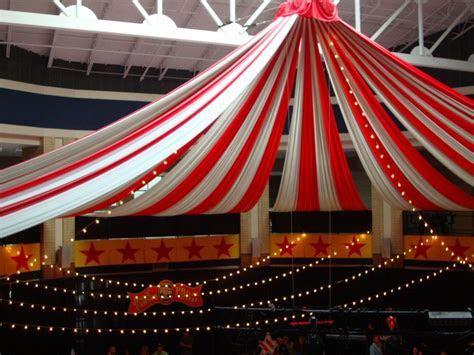 Circus Decoration Ideas For Carnivals   CurryMantra   GIC